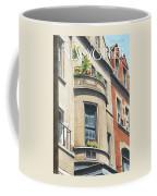 Balcony Scene Coffee Mug