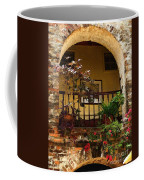 Balcony St Lucia Coffee Mug
