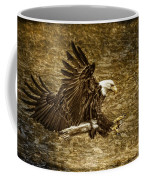 Bald Eagle Capture Coffee Mug