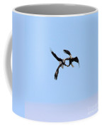 Bald Eagle Courtship Ritual  1334 Coffee Mug