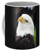 Bald Eagle - Power And Poise 01 Coffee Mug