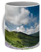 Bald Hills In Spring Coffee Mug