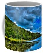 Bald Mountain Pond In Summer Coffee Mug