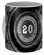 Baldwin 20 - Bw Coffee Mug