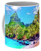 Bali Hai Coffee Mug