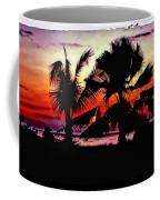 Bali Sunset Polaroid Transfer  Coffee Mug