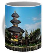 Bali Wayer Temple Coffee Mug