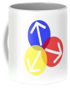 Ball Arrows Coffee Mug