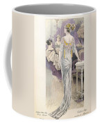 Ball Gown Coffee Mug by French School