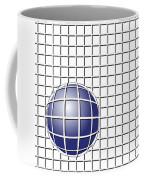 Ball In The Net Coffee Mug