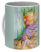 Ballerina Curtain Call Coffee Mug