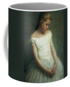 Ballerina Female Dancer Coffee Mug
