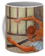 Ballerina II Coffee Mug by Xueling Zou