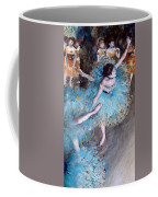 Ballerina On Pointe  Coffee Mug