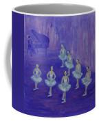 Ballerina Rehearsal Coffee Mug