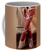 Ballerina With Bows 2 Coffee Mug