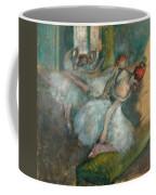 Ballet Dancers Coffee Mug