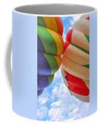 Balloon Fist Bump Coffee Mug