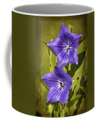 Balloon Flower Coffee Mug by Marcia Colelli