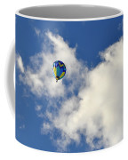 Balloon In The Clouds Coffee Mug