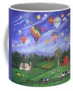 Balloon Race One Coffee Mug