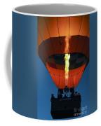 Balloon Ride At Dawn Coffee Mug