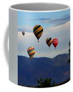 Balloon Rise Coffee Mug