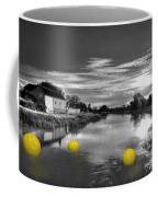 Balls Of Athelney  Coffee Mug