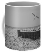 Baltic Sea-gulls Coffee Mug