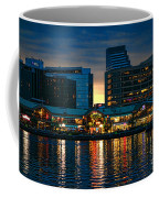 Baltimore Harborplace Light Street Pavilion Coffee Mug