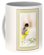 Baltimore Oriole 4348-11 - Bird Coffee Mug