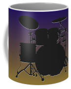 Baltimore Ravens Drum Set Coffee Mug
