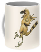 Bambiraptor, A Bird-like Dromaeosaurid Coffee Mug