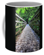 Bamboo Forest Bridge Coffee Mug