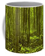 Bamboo Forest Twilight  Coffee Mug