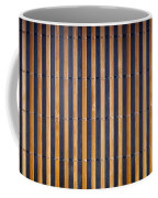 Bamboo Mat Texture Coffee Mug by Tim Hester