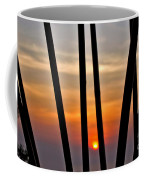 Bamboo Sunset Coffee Mug