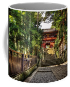 Bamboo Temple Coffee Mug