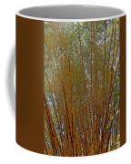 Bamboo Trees In Manuel Antonio National Preserve-costa Rica Coffee Mug