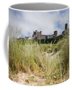 Bamburgh Castle From The Dunes Coffee Mug