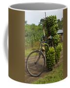 Banana Bike Coffee Mug