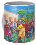 Banana Delivery In Cameroon 01 Coffee Mug