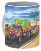 Banana Delivery In Cameroon 02 Coffee Mug