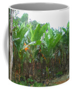 Banana Field Coffee Mug