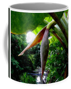 Banana Flower Coffee Mug