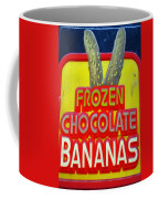 Bananas Coffee Mug by Skip Willits