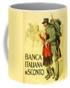 Banca Italiana Di Sconto, 1917 Coffee Mug