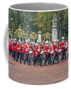 Band Of The Guard Coffee Mug
