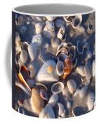Banded Tulip Coffee Mug