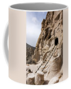 Bandelier Caveate - Bandelier National Monument New Mexico Coffee Mug